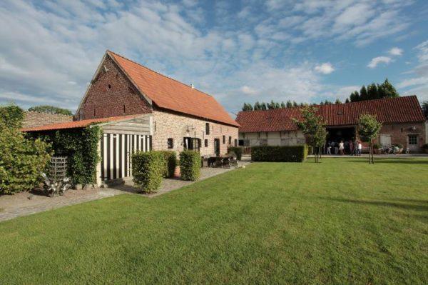 Boerderij De Peirdestal - België - West-Vlaanderen - 8 personen