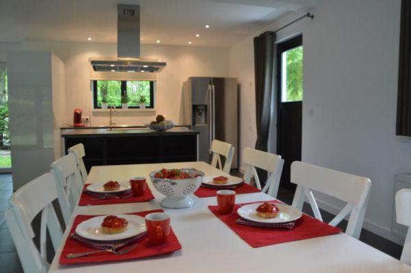 De Kattekesberg - België - Antwerpen - 8 personen - keuken