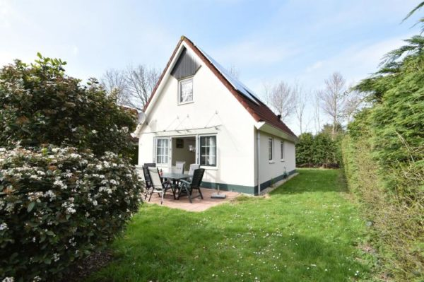 De Klaproos - Nederland - Zeeland - 6 personen - omheinde tuin