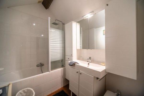 Les Matins Clairs II - België - Ardennen - 5 personen - badkamer