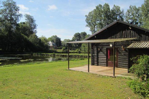 Les Peupliers de la pecherie - België - Ardennen - 4 personen - omheinde tuin