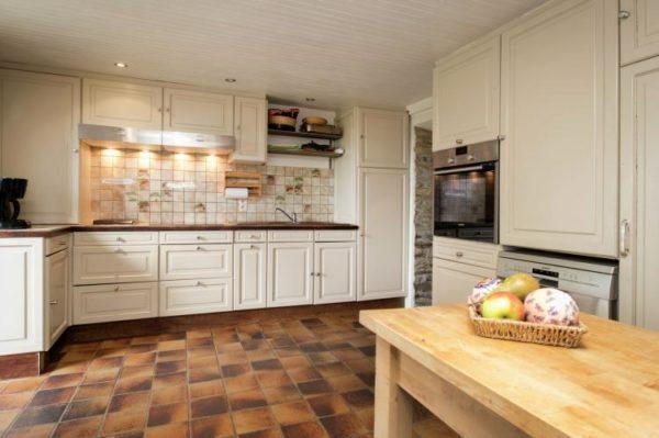 Panorama et Van Gogh - België - Ardennen - 8 personen - keuken