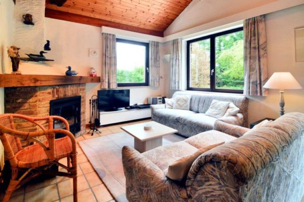 Vakantiehuis Baillamont - België - Ardennen - 6 personen - woonkamer