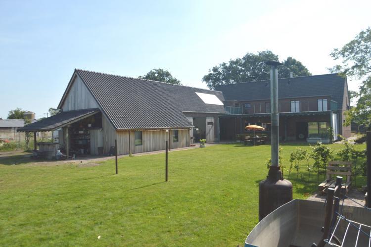 Vakantiehuis De Lieshoeve - België - Antwerpen - 12 personen