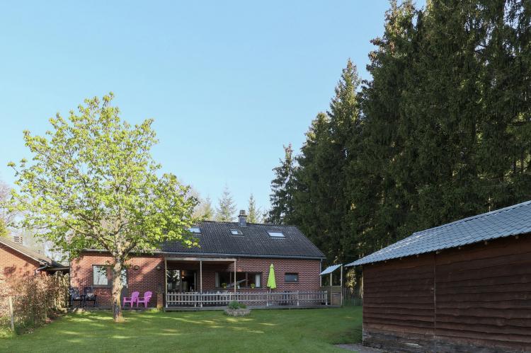 Vakantiehuis La Canadienne - België - Ardennen - 10 personen