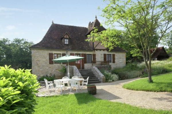 Belle maison lotoise - Frankrijk - Midi-Pyreneeën - 6 personen