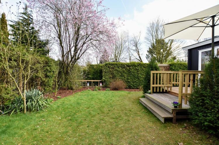 Chalet Vliegend Hert - Nederland - Gelderland - 4 personen - omheinde tuin