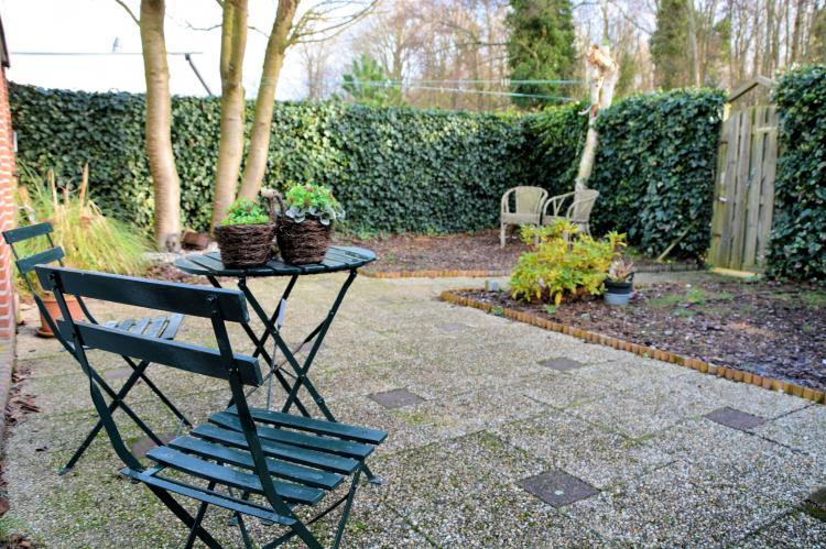 Huis Bos-Lodge - Nederland - Zuid-Holland - 4 personen - omheinde tuin