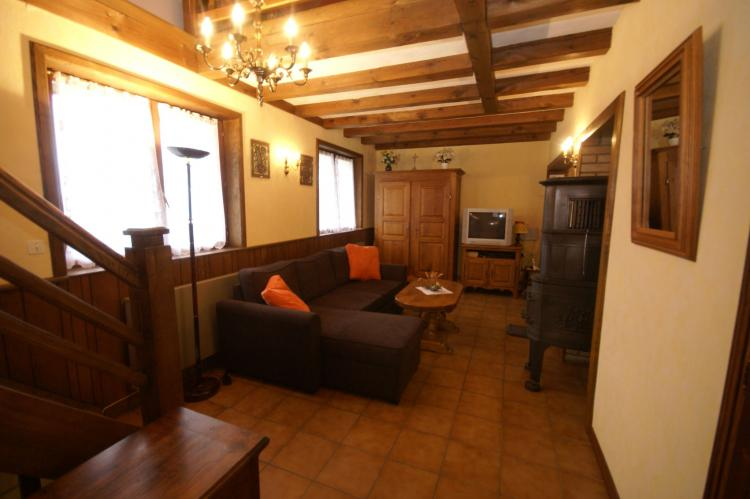 Maison de vacances - Frankrijk - Elzas - 6 personen - woonkamer