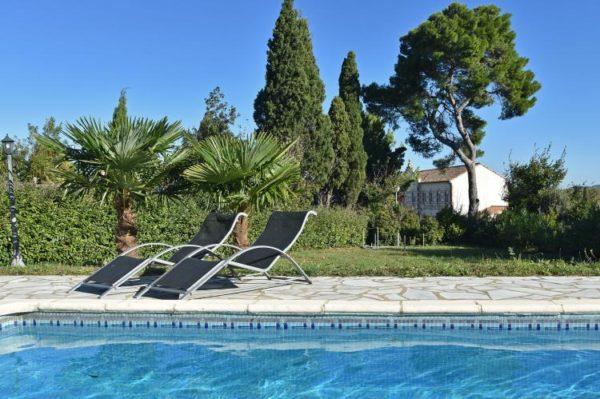 Vakantiehuis Le Jumeau - Frankrijk - Languedoc - 6 personen - omheinde tuin