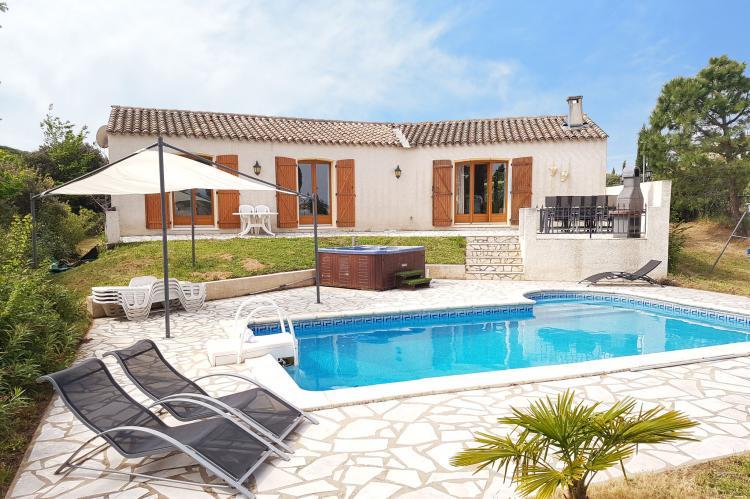 Vakantiehuis Le Jumeau - Frankrijk - Languedoc - 6 personen