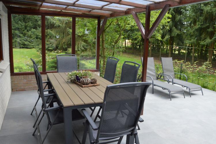 Vakantiehuis Vogelnestje - Nederland - Noord-Brabant - 6 personen - omheinde tuin