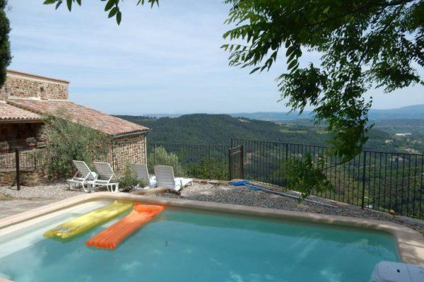 Villa Chassiers petit - Frankrijk - Ardèche - 4 personen