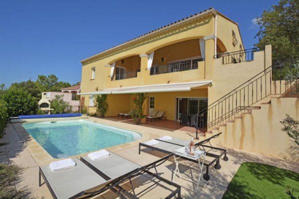Villa la Parure - Frankrijk - Côte d'Azur - 6 personen