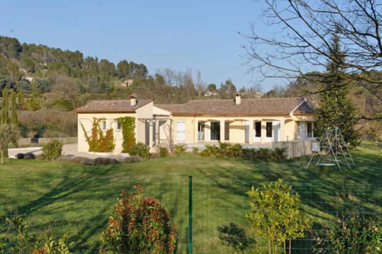 Villa Namasté - Frankrijk - Côte d'Azur - 8 personen - omheinde tuin