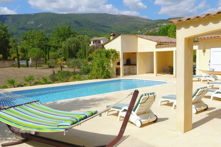 Villa Namasté - Frankrijk - Côte d'Azur - 8 personen