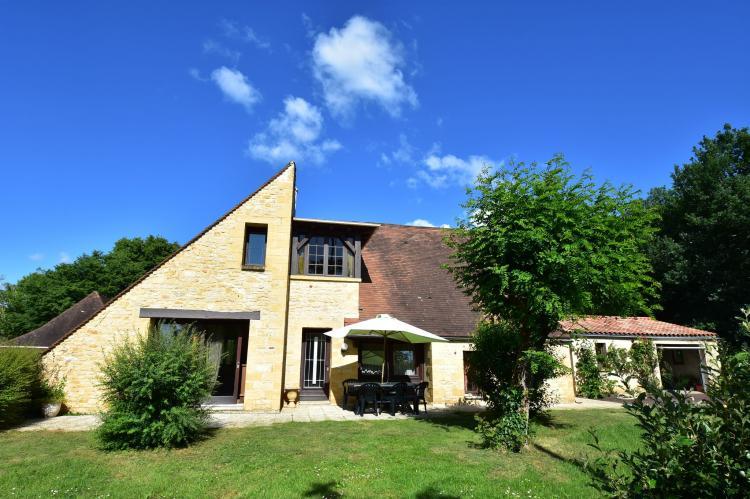 Villa St Julien - Frankrijk - Dordogne - 7 personen