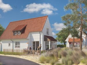 Kindervilla Luxe 6 - België - West Vlaanderen - 6 personen