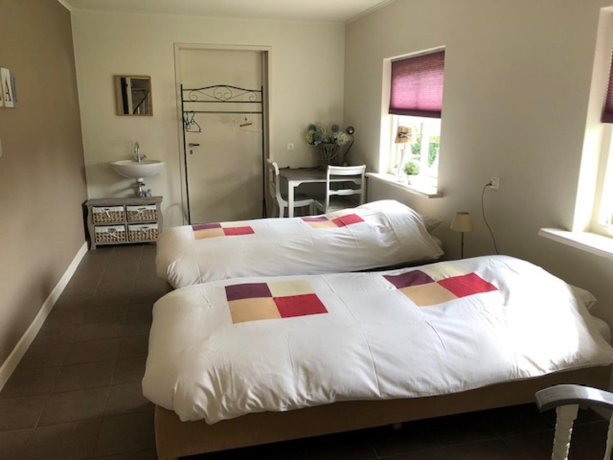 Vakantiehuis DG412 Exloo - Nederland - Drenthe - 4 personen - slaapkamer