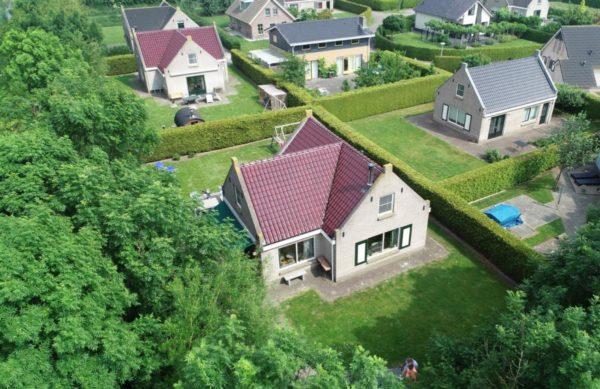 Groepsaccommodatie FR1009 Tzummarum - Nederland - Friesland - 16 personen (2x 8)
