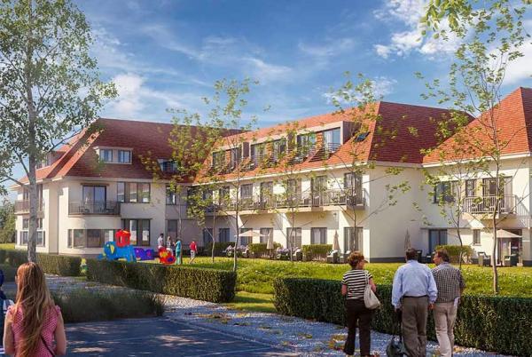 Appartement BK047 - Belgie - West-Vlaanderen - 4 personen afbeelding