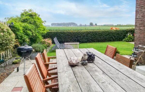 Vakantiehuis Groede - Nederland - Zeeland - 10 personen - omheinde tuin