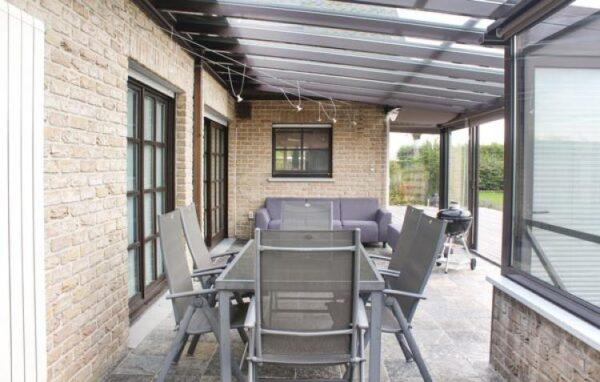 Vakantiehuis in Groede - Nederland - Zeeland - 9 personen - serre