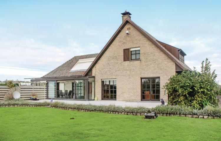Vakantiehuis in Groede - Nederland - Zeeland - 9 personen